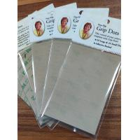 Cheap No-Slip Grip Dots, Adhesive Grippers for Rulers and Templates for sale