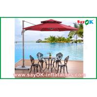 Buy cheap UV Resistant Folding Sun Outdoor Beach Umbrella, Chinese Garden Parasol from wholesalers