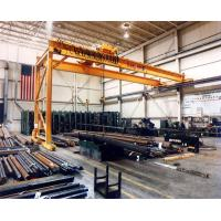 Cheap Double Girder QD Type EOT Crane with Hook for sale