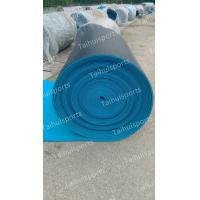 Cheap Shock Absorbing Artificial Turf Padding With Seaming Tape Abrasion Resistance for sale