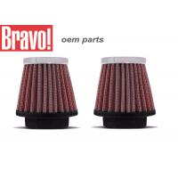 Cheap Cg Titan Lavavel Aftermarket Motorcycle Air Filters For Nxr Bros 125 / 150 / 160 for sale