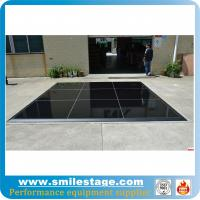 Cheap Non-slip outdoor wooden dance floor for banquet for sale