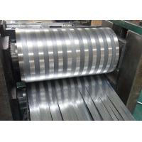 Cheap 8000 Series Mill Finished Aluminum Fin Strips Heat Exchange Materials For Air Dryer for sale
