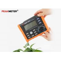 Cheap Auto Power Off Digital RCD Loop Tester Trip - Out Current / Time For GFCI for sale