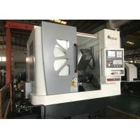 China Horizontal Three Axis Slant Bed CNC Lathe Machine 360mm Max Swing Over Table on sale