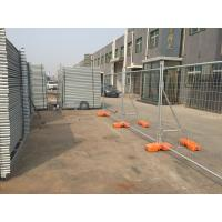 Cheap Temporary Fence Brace For Sale to Auckland Market ,Available 42 microns ,84 microns fully hot dipped galvanized for sale