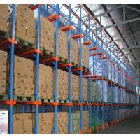 Quality Portable Steel Drive In Racking System Warehouse Storage Pallet Converter wholesale