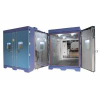 Cheap Walk - In Temperature Humidity Test Chamber , Laboratory Environmental Test Chamber for sale