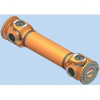 Cheap Agriculture Double Universal Joint Drive Shaft , Business Cardan Shaft Coupling for sale