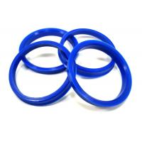 Cheap Blue Wheel Center Bore Plastic Hub Rings 65.1 To 72.6 Mm For Chevy / Chevrolet for sale