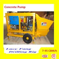 Cheap China Top-quality Hot High Pressure Concrete Shot Pump for Sale for sale