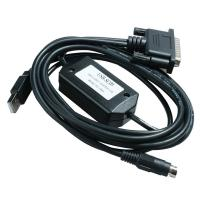 Cheap USB-SC09 Programming Adapter Cable for MELSEC FX and A Series PLC, Support Win7, SC-09 USB for sale