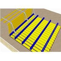 Cheap Light Weight Steel Shuttering Plates , Concrete Wall Forming Systems for sale