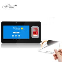 UT268 Android Fingerprint And RFID Card Time Attendance With GPS SMS Biometric Fingerprint Time Recorder