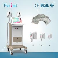 China 0.1 Celcius cooling control cryo freezing cryolipolysis fat freezing machine for sale on sale