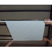 Cheap PVC Faced Gypsum Ceiling Tiles for sale
