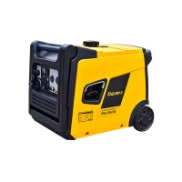 Cheap 5KW 155kg Rechargeable Fuel Injected Portable Generator 3000r/Min for sale