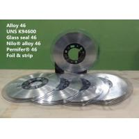 Cheap Nickel Iron Alloy 46 Special Alloys For Electronic With Magnetic Shielding Capabilities for sale