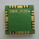 Cheap GPS Modules SIM18 for sale