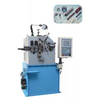 15% faster compurter bettery spring machine unlimited wire feeding length