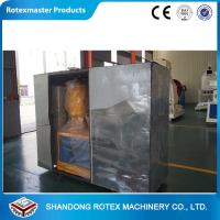 China Biomass Flat Die Home made Saw Dust Pellet Making Machine 500-600 KG / H on sale