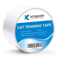 Cheap Anti-Scratch Deterrent Barrier Cat / Pet Adhesive Training Tape for sale