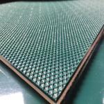 Industrial PVC conveyor belt belting 7mm for stone / ceramic / marble