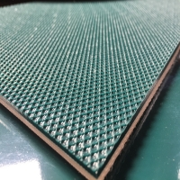 Buy cheap Industrial PVC conveyor belt belting 7mm for stone / ceramic / marble from wholesalers