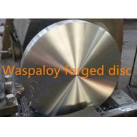 Cheap Waspaloy Round Bar / Forgings Special Alloys For Clean Energy And Oceaneering AISI NO.685 for sale