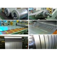 Cheap Slitting SGCH (Full hard) EN 10147 Hot Dip Galvanized Steel Strip For Constructual Purlins for sale