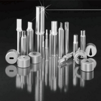 Cheap 0.002mm Tolerance Precision Punches Dies Pins Plastic Injection Mold Components for sale