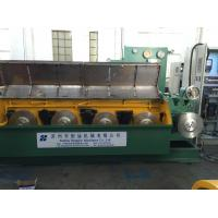 Cheap 9D Copper Rod Breakdown Machine , Green Large Drawing Machine With Annealing for sale