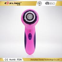 Electric  Facial Brush Waterproof Sonic Cleansing System Portable Face Rechargeable Cleanser Massager Scrubber  for Body
