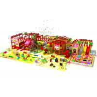 Cheap Fun Kids Indoor Playground Equipment Candy Theme Colorful Children Play Set for sale