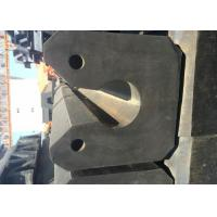 Key Hole Block Commercial Boat Fenders Heavy Duty For Workboats Easy Install