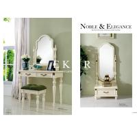 Cheap home furniture classic bedroom designer dressing mirror for sale