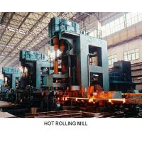 Buy cheap Finishing Stand Hot Steel Rolling Mill Machinery , Automatic Steel Rolling Mill from wholesalers