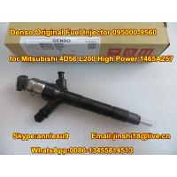 DENSO Genuine Fuel Injector 095000-9560 for Mitsubishi 4D56