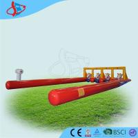 Cheap Inflatables Sports Games , Inflatable Garden Games , Fun Outdoor Games For Kids for sale
