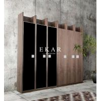 Cheap Latest Furniture Wooden With Glass Doors Models Bookcase European Style  KSL-BK006/7 for sale