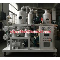 Cheap Ultra-high Voltage Waste Transformer Oil Regeneration Machine,Insulation Oil Purifier With Decolorization Device for sale