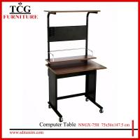 TCG simple used office furniture computer table NNGX-75H for sale of