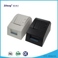 Cheap Logo Custom 58 Thermal Printer Receipt Printer Thermal Machine from Zjiang Factory ZJ-5890G for sale