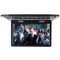 Cheap High Resolution Motorized LCD Monitor 12 Inch HD LED Flip Down BUS Roof TV Monitor for sale