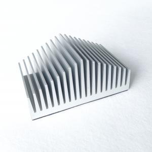 Cheap Customized Shape Precision Aluminum Heat Sink Cnc Heatsink Erosion Resistant for sale