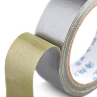Heat Resistant Blue Industrial Duct Tape Jumbo Rolls For Connecting Carpet