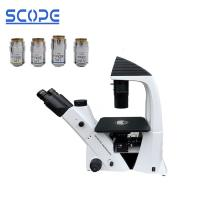 Cheap Medical Hospital Inverted Biological Microscope For Live Cell Inspection for sale