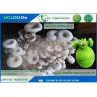 Quality Silky Dry Fog Humidity Control Humidifier For Mushroom Moisture Control wholesale