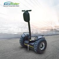 Cheap 72V 8.8Ah Stand Up Electric Scooter Li-ion Double Battery Balance Scooter for sale