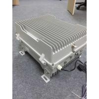 DMR UHF VHF Radio Outdoor Mobile Signal Fiber Optic Repeater With Heavy Duty Weather Proof